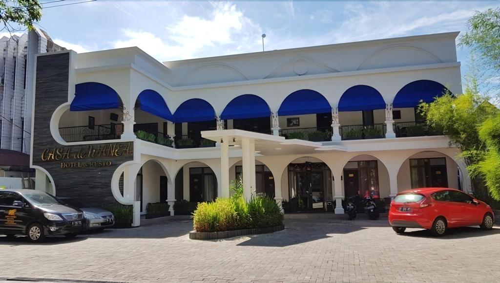 Casa De Wanea Hotel & Resto, Manado