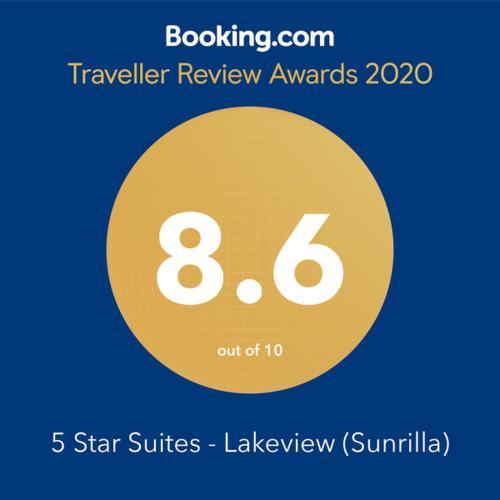 5 Star Suites - Lakeview (Sunrilla), Kinta