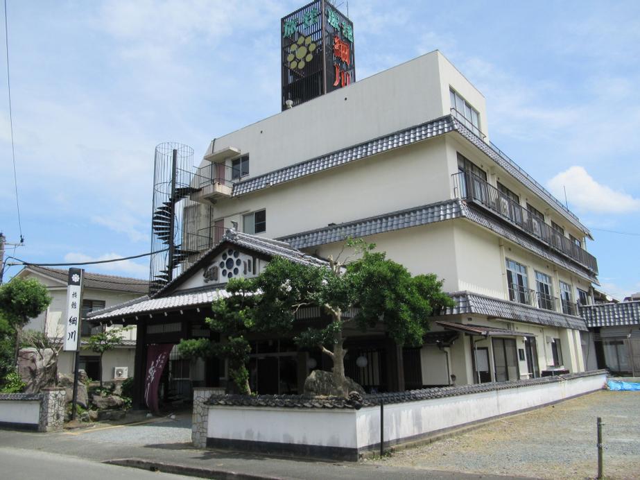 YAMAGA ONSEN RYOKAN HOSOKAWA, Yamaga