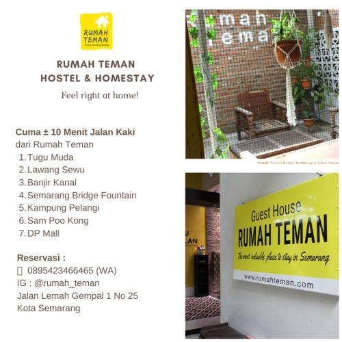Rumah Teman Homestay, Semarang