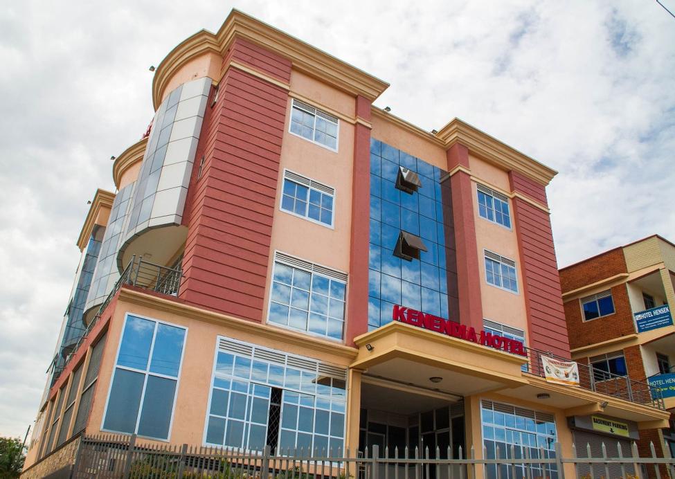 Kenendia Hotel, Kampala