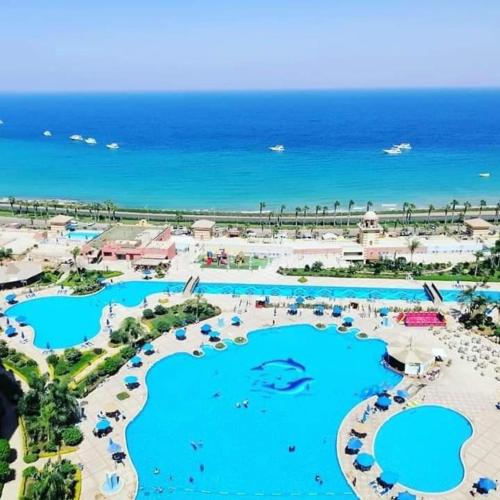 Sea View Rent In Porto Sukhna, 'Ataqah