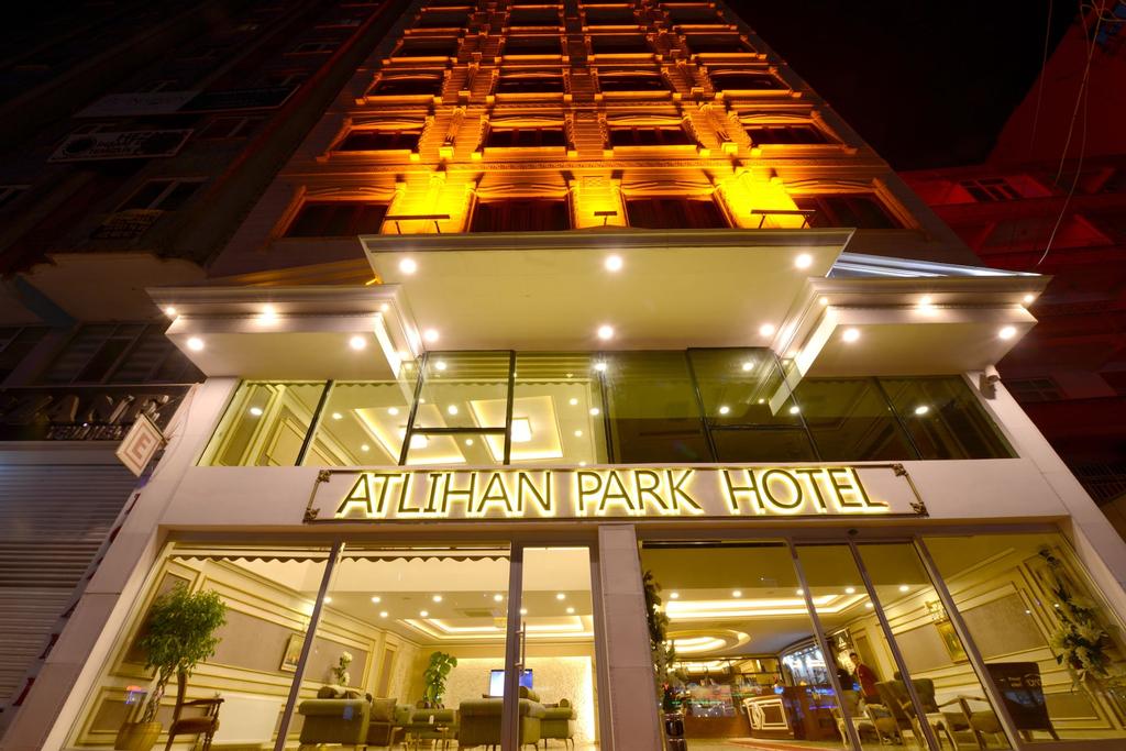Atlihan Park Hotel, Merkez