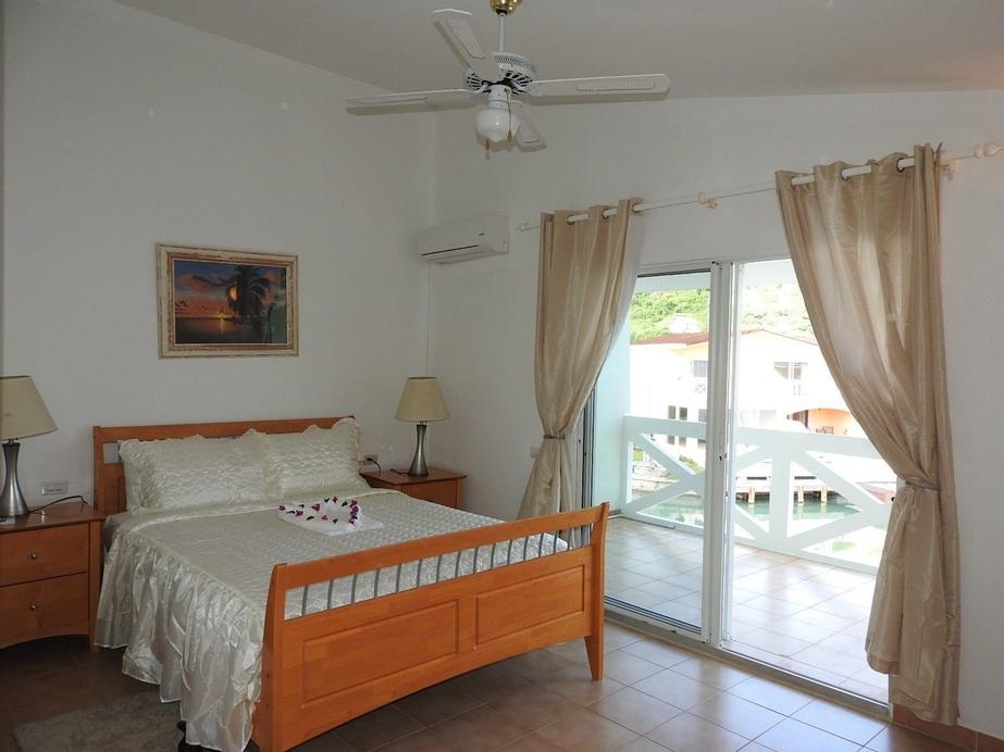 Villa 420D at Jolly Harbour,