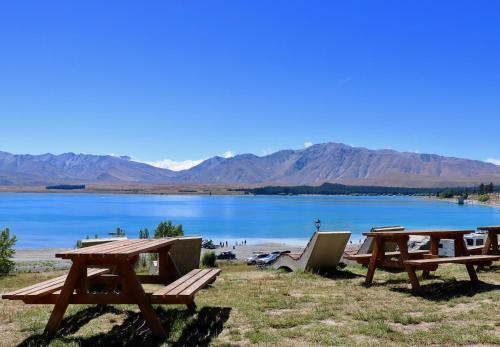 Lake Tekapo Motels & Holiday Park, Mackenzie