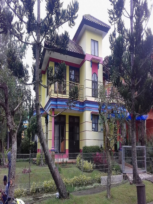 Villa Kota Bunga Blok GG, Cianjur