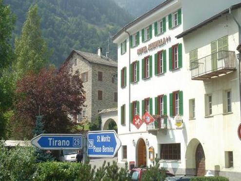 Albergo Altavilla, Bernina