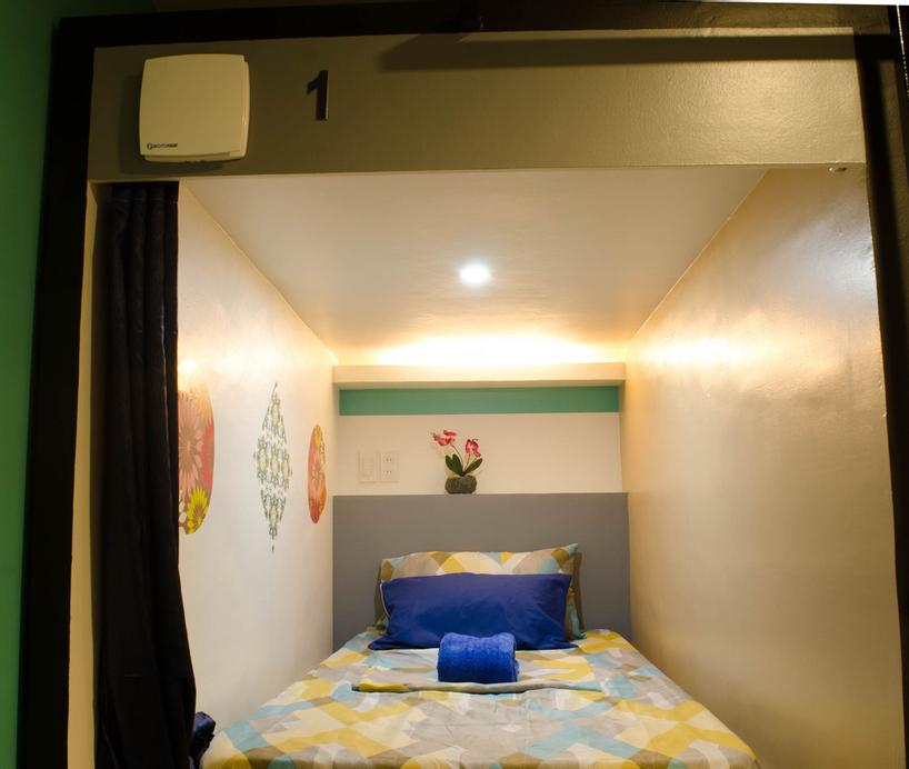 Napsule Suites Davao, Davao City