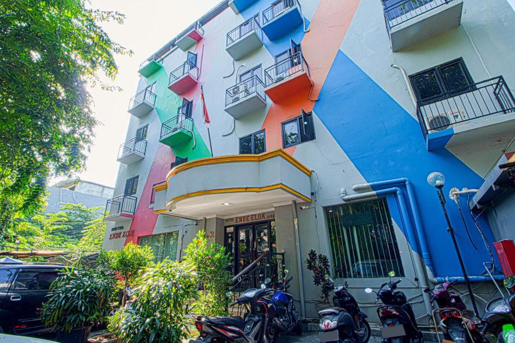 Ende Elok Hotel, North Jakarta