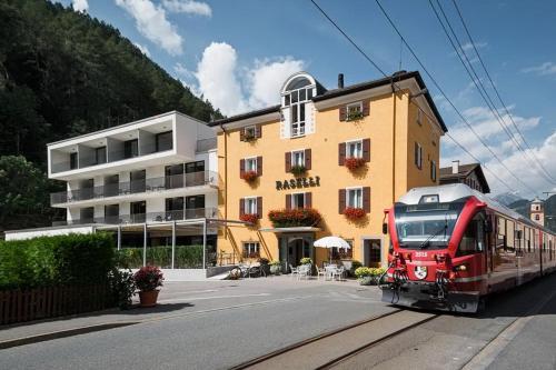 Raselli Sport Hotel, Bernina