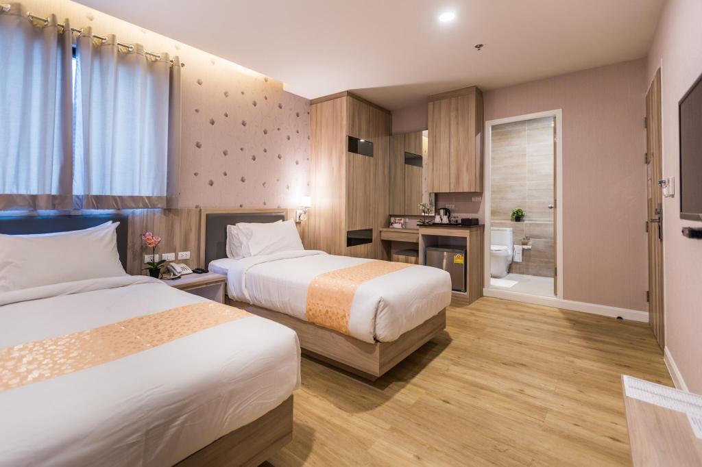 Leela Orchid Hotel, Ratchathewi