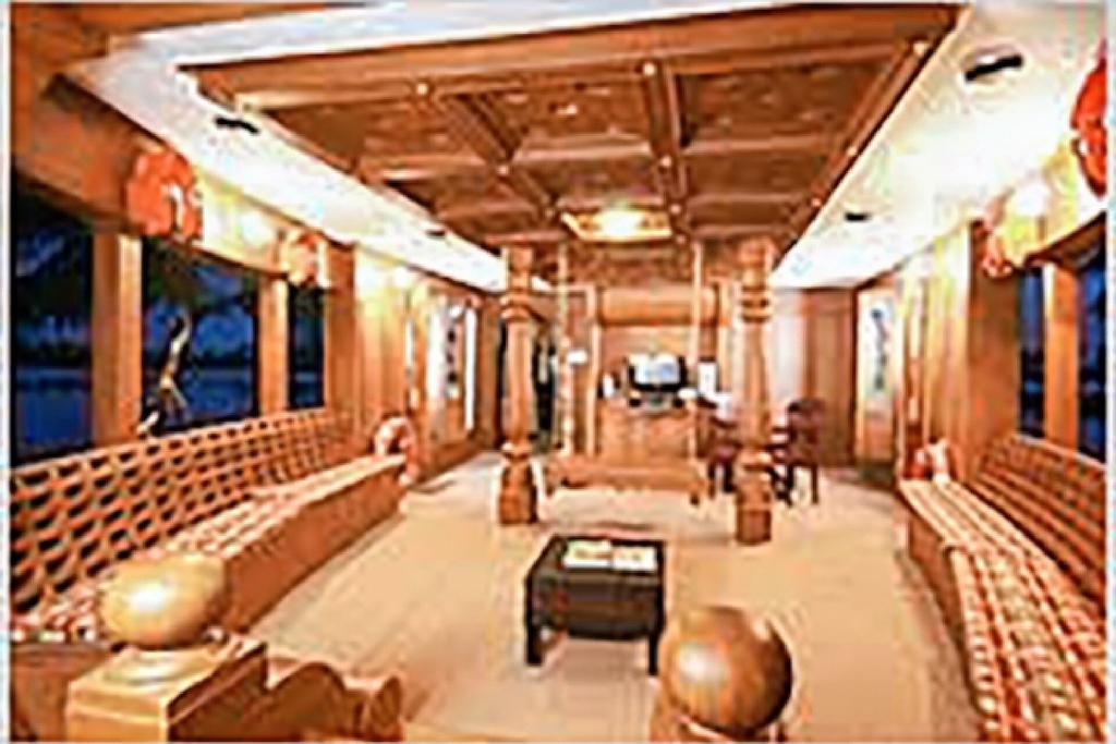 GuestHouser 3 BHK Houseboat e567, Alappuzha