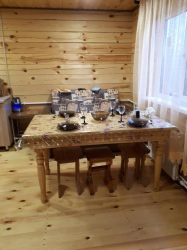 House Nakhodka, Slyudyanskiy rayon