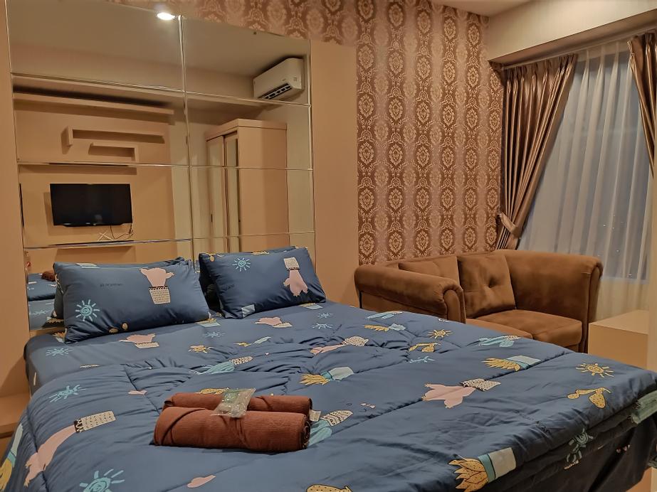 Simple Grand Kamala Lagoon By 21 Room, Bekasi