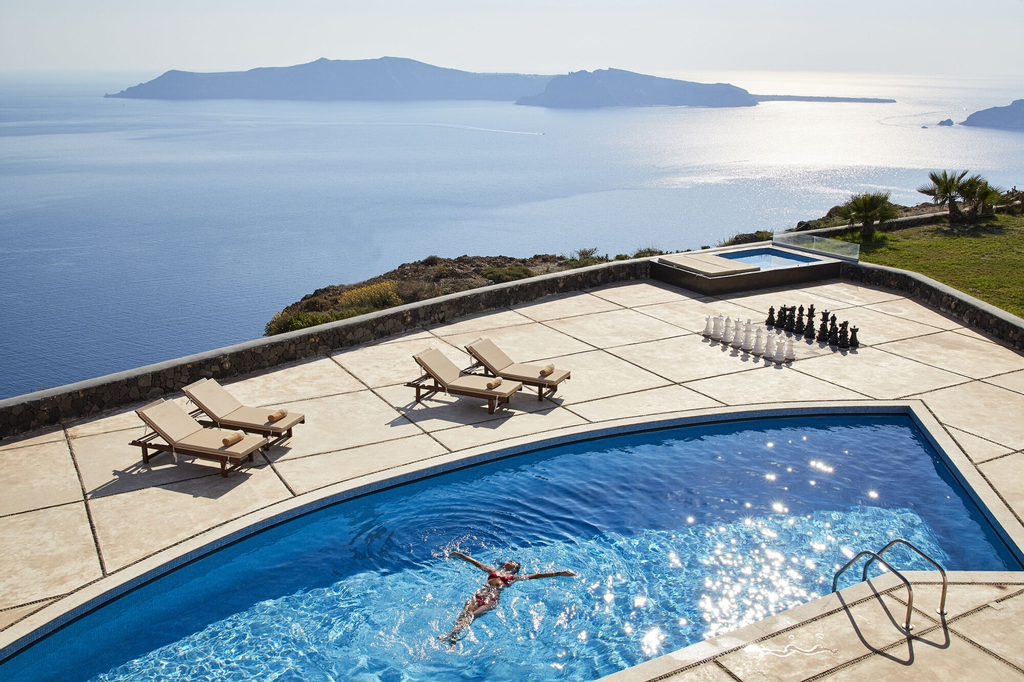 Periscope Villa, South Aegean