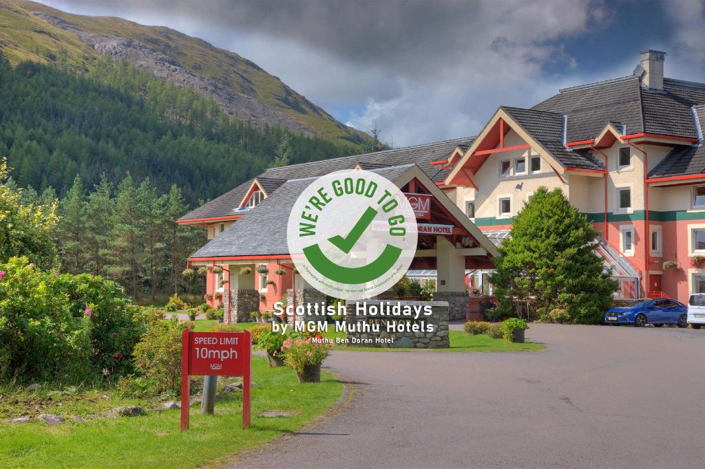 Muthu Ben Doran Hotel, Stirling