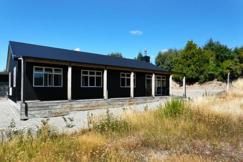 Totara Cottage, Mackenzie