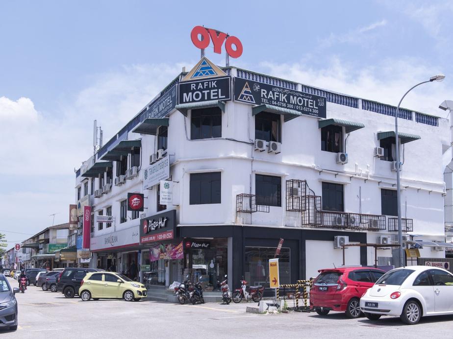 OYO 44016 Rafik Ali Motel, Seberang Perai Utara