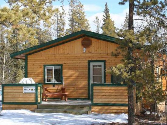 Sundog Retreat, Yukon