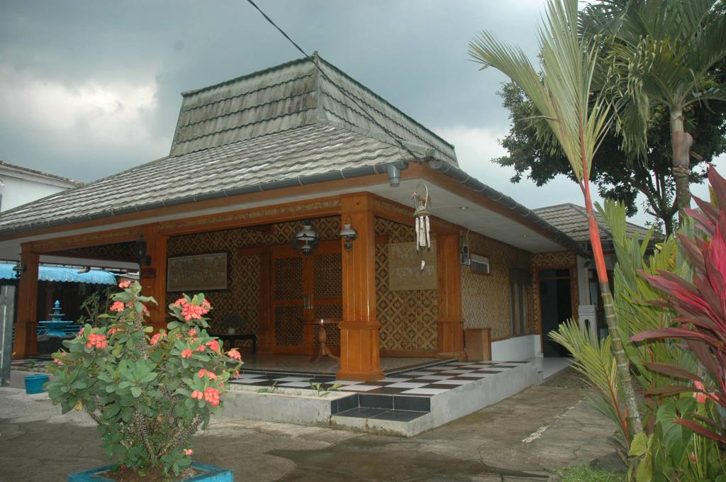 Villa Pendopo Aryadhamar, Sukabumi