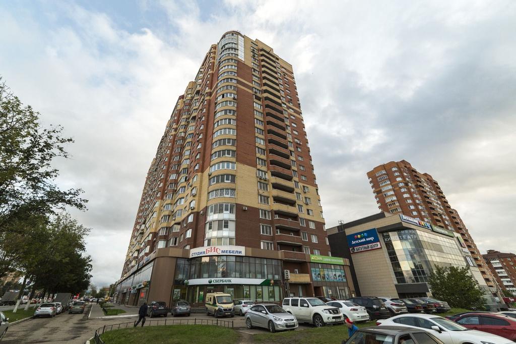 Apartments on Prospect Lenina 112, Tula