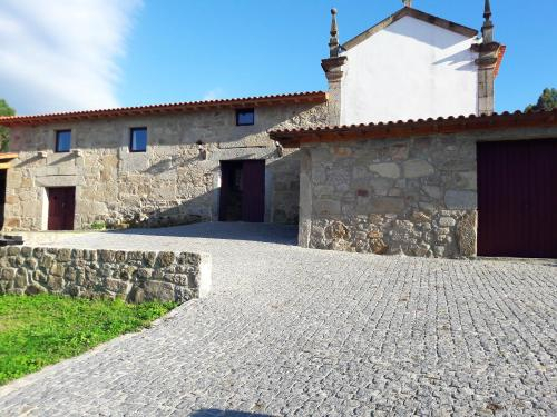 House with 3 bedrooms in Povoa de Lanhoso, with wonderful mountain view, shared pool and enclosed ga, Póvoa de Lanhoso