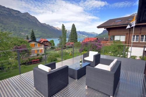 Lake View Chalet, Interlaken