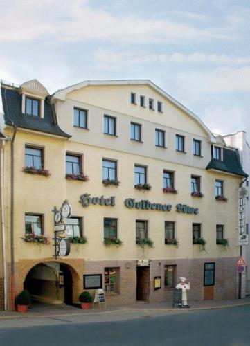 Hotel Goldener Lowe, Greiz