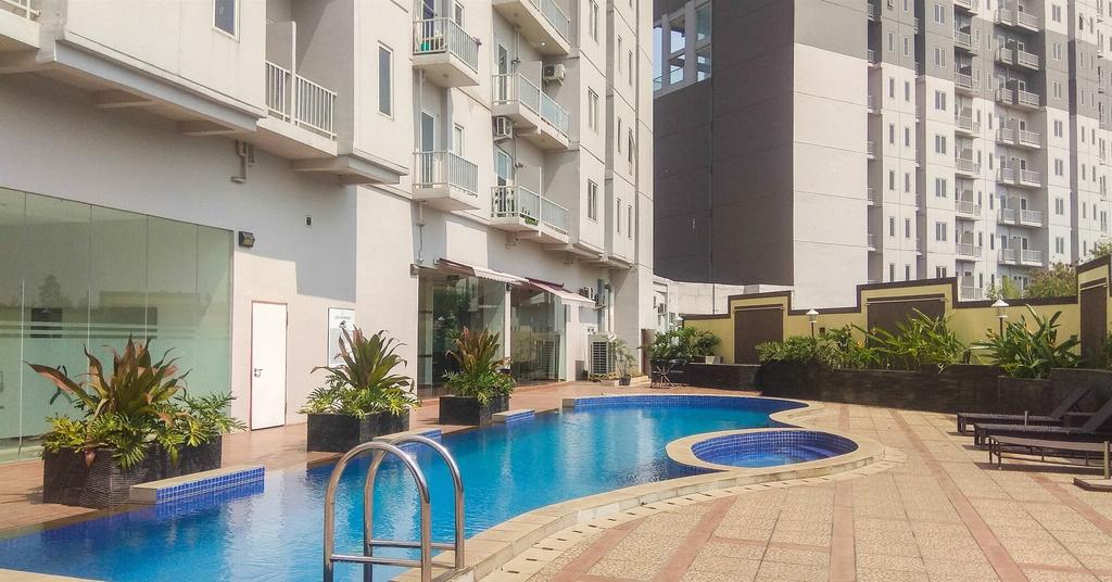 Best Location Studio Easton Apartment, Tangerang Selatan