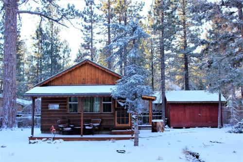 Phil`s Mountain Hideout (AKA Wattage Cottage), San Bernardino