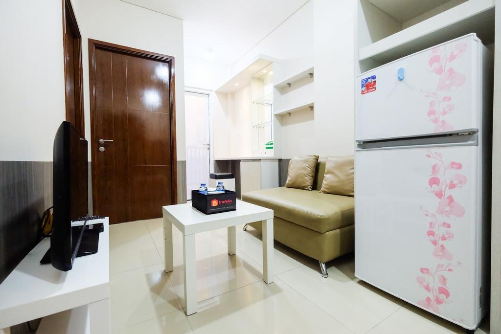 Modern 2BR Northland Apartment near Ancol, North Jakarta
