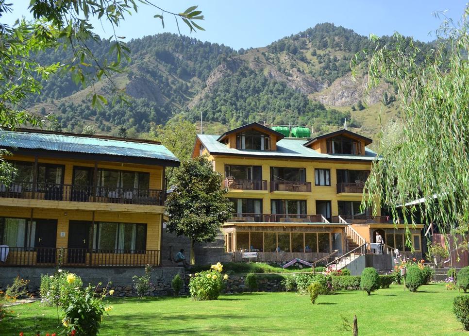 Hotel Himalaya House, Anantnag