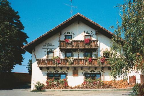 Zum Donauufer, Straubing-Bogen