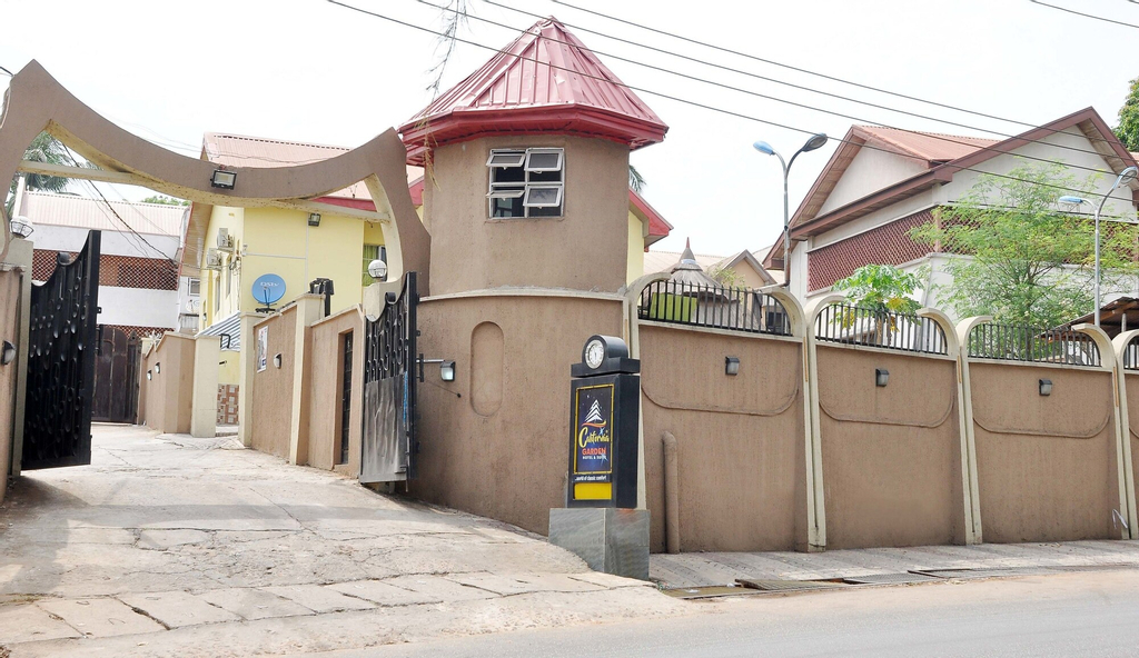 California Garden Hotel and Suites, Anambra East