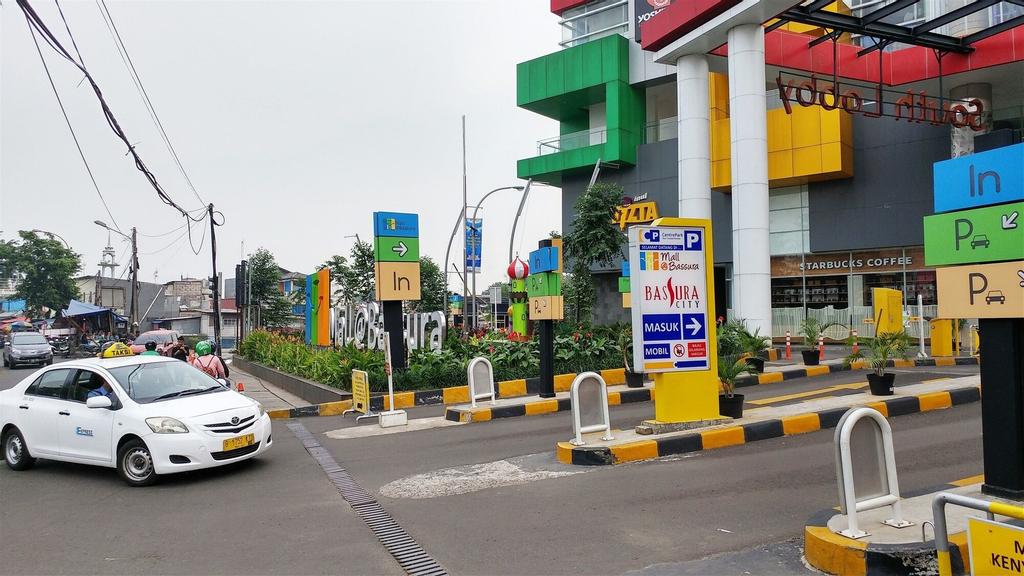 Compact 2BR Bassura City Apartment, Jakarta Timur