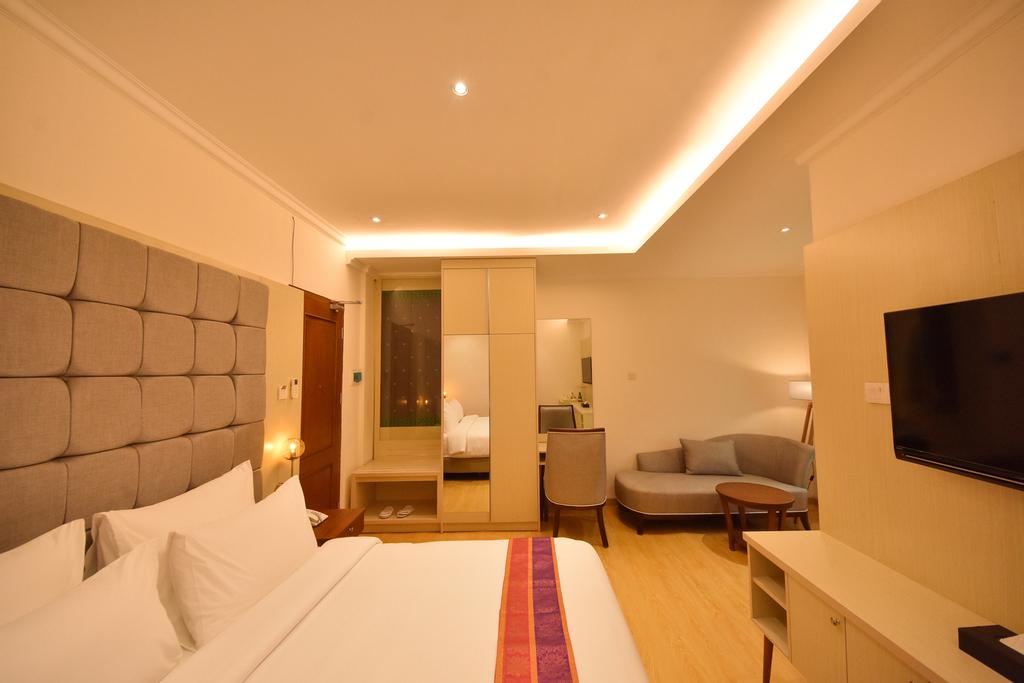 Inna Ombilin Heritage Hotel, Sawahlunto