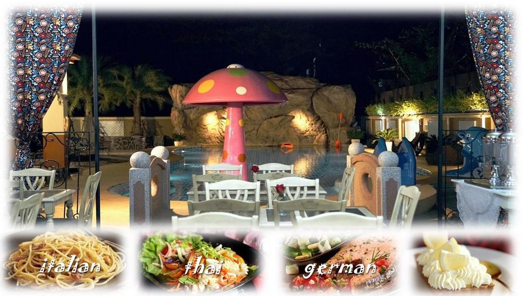 venezia resort, Muang Buri Ram