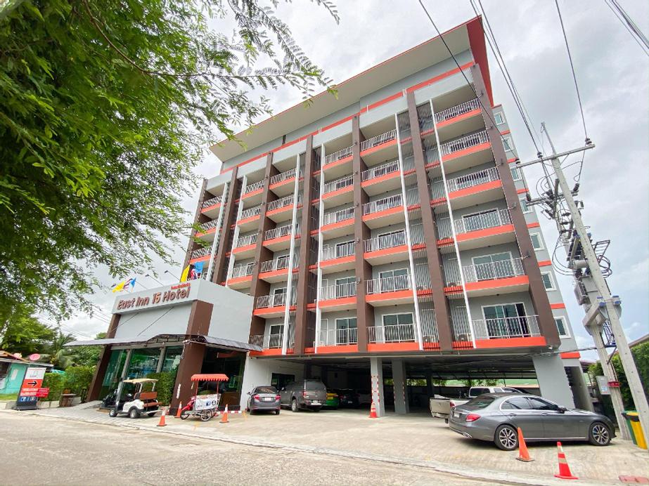 East Inn 15 Rayong, Muang Rayong