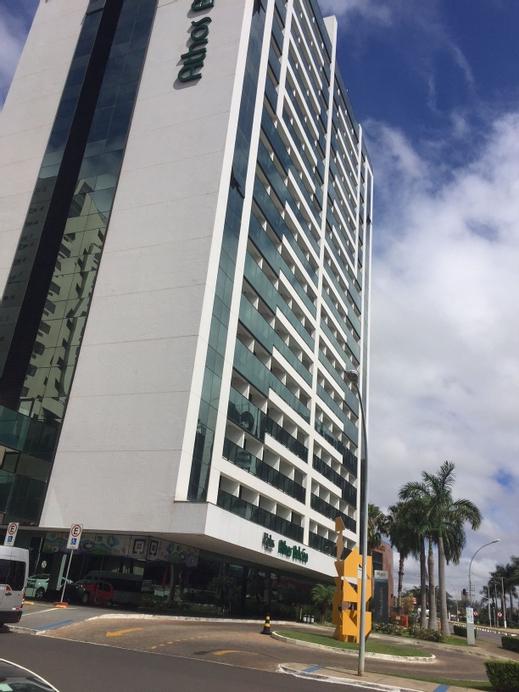 Flat Particular no Edifício Athos Bulcão, Brasília