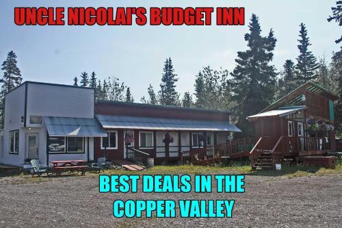 Uncle Nicolai's Inn, Valdez-Cordova