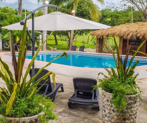 Cabanas El Potrero, Tamazula