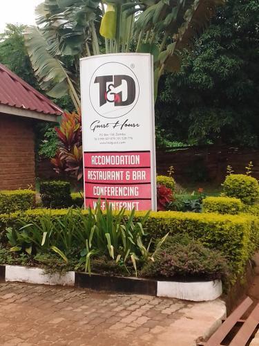 T & D Guest House, Zomba City