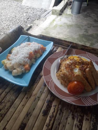 Lesehan Cahaya Tetebatu Inn, Lombok Timur