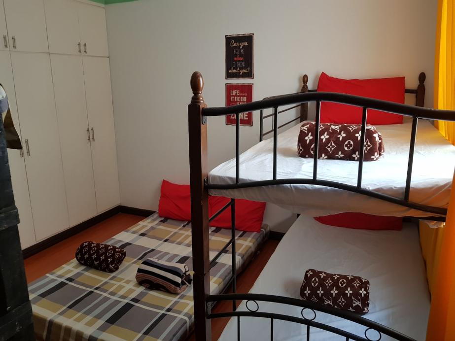 Unit 8 4BR Zara Myshka Apartelle, Baguio City