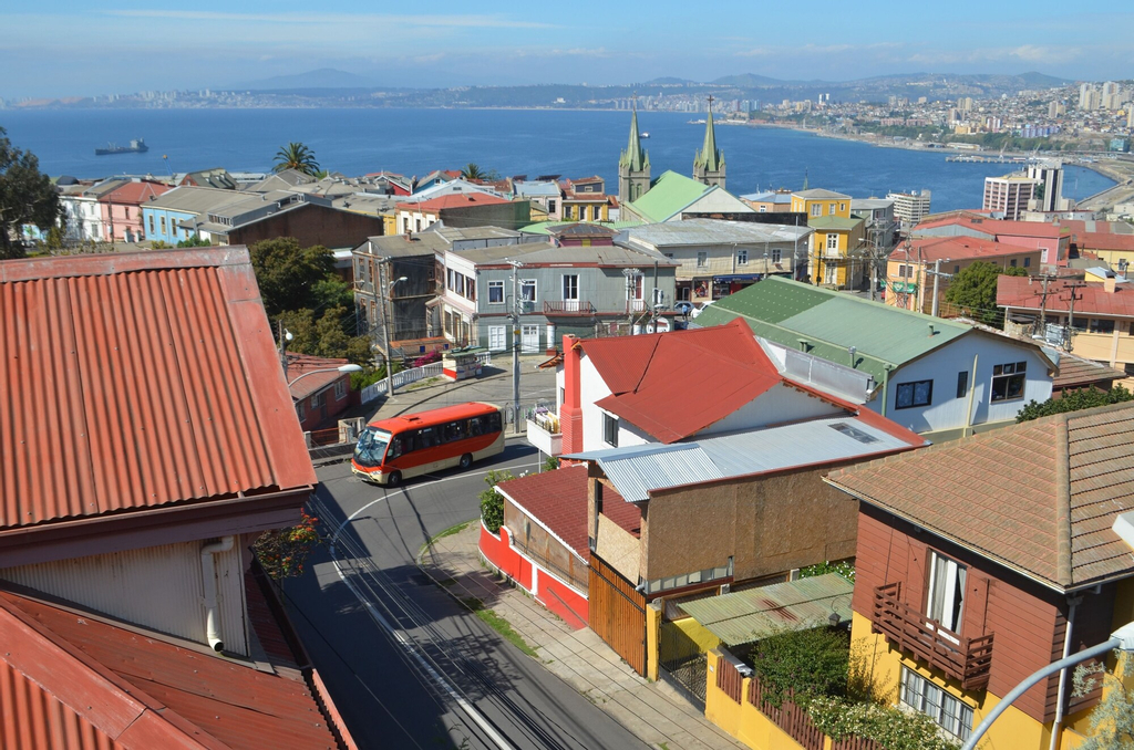 Lofts Munnich Cerro Alegre, Valparaíso