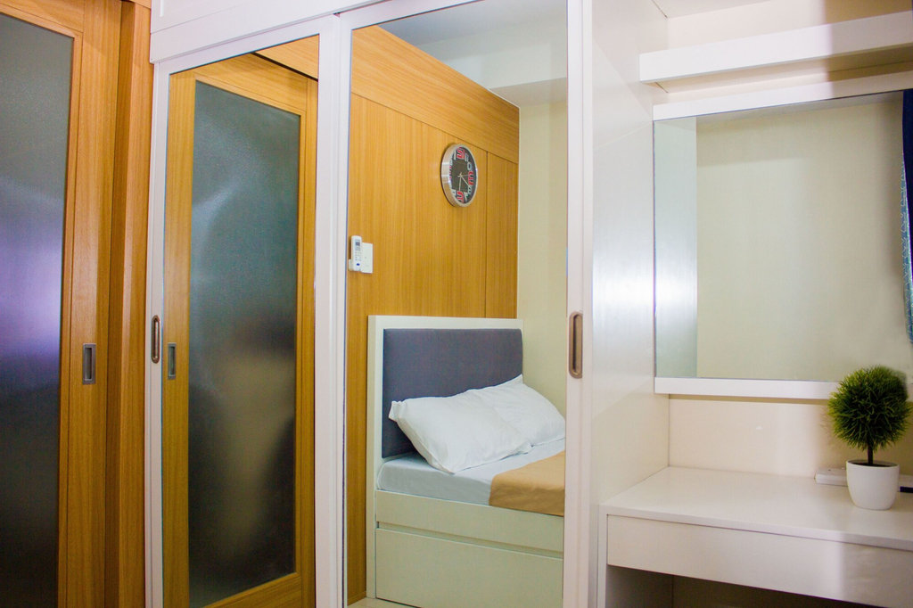 USP Suites at Shell Residences, Pasay City