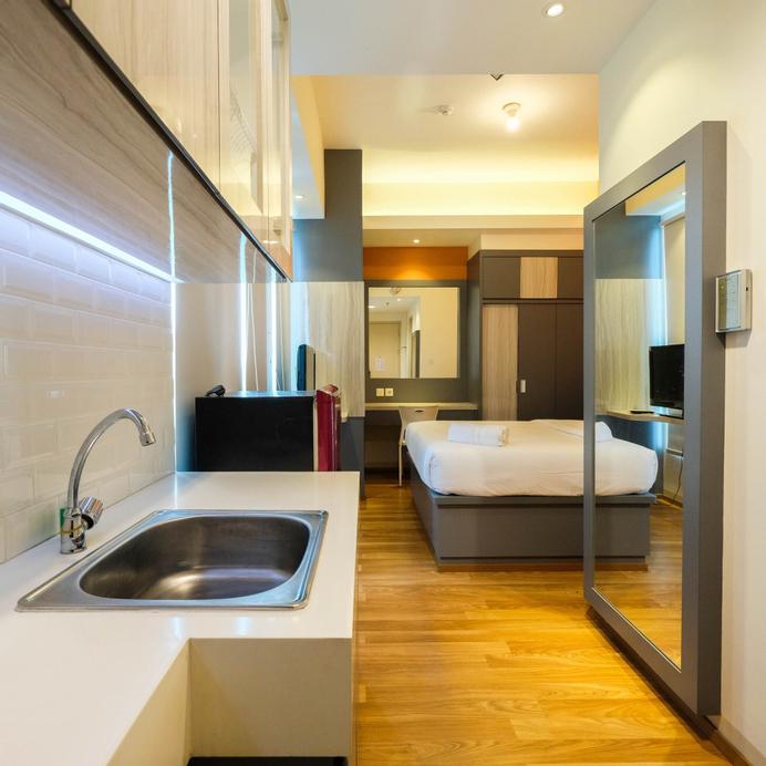 Great Location Studio at Tree Park Apartment, Tangerang Selatan