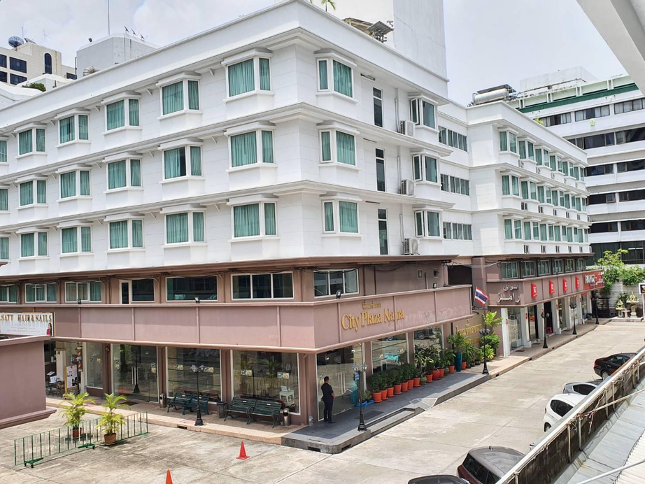 City Plaza Nana Hotel, Ratchathewi