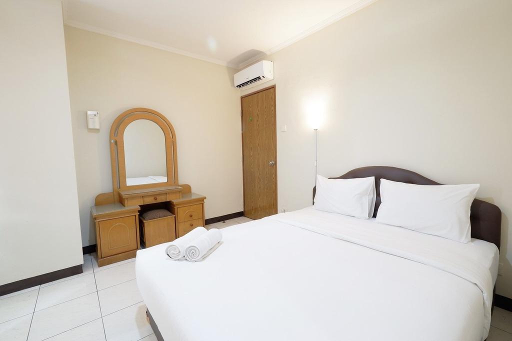 3BR Pangeran Jayakarta Apartment near Mangga Dua Mall, Jakarta Pusat