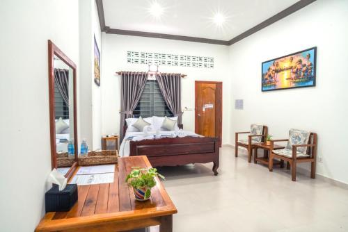 Changkrang Guesthouse, Puok